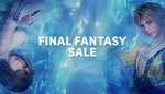 Final Fantasy Sale | FF IX $10.49 US (~$13 AU) | VIII $5.99 (~$7.50 AU) | X $14.99 (~$19 AU) @ Humble Bundle