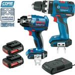 Bosch 2 Piece Wireless Kit $295 Delivered (Was $449) @ Tools Warehouse