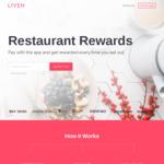 [VIC] $20 off $40 or More at 6 Participating Restaurants Via Liven App