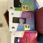 Telstra 4gx Wi-Fi $29 (Save $30), Telstra Lite $14 (Save $25), Telstra Plus $49 (Save $50) from Woolworths