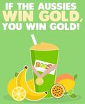 $5 Smoothies Everyday Australia Wins Gold @ Boost Juice
