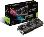 15% off ASUS : ASUS ROG Strix GTX 1080 8GB Graphics Card STRIX-GTX1080-A8G-GAMING $779.45 + Delivery & More @ Wireless1
