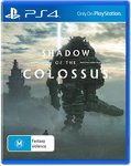 [PS4] Shadow of The Colossus, The Last of Us: Remastered $19, Nioh $20, The Order 1886 $15 & More + Postage @ Amazon AU