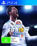 [Amazon Prime] FIFA 18 for $9.99 (PS4/XBOX One) @ Amazon AU, Was $19.99