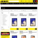 """Pre-Order: Samsung Galaxy Tab S4 10.5"""" 256GB Wi-Fi $979 4G $1,179 (Save $200) @ JB Hi-Fi"""