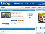 TomTom XXL 540 GPS with Bonus Case $149 (save $150) at Dick Smith