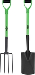 Saxon 2 Piece Spade and Fork Set $10 (Was $15) @ Bunnings