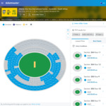 20% off Cricket - One Day International Series at Perth Stadium 4th November - Australia and South Africa