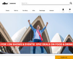 [NSW] 2 for 1 Tickets, Discounted Food, Drink & Parking on Wednesdays @ Sydney Opera House