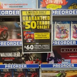 Red Dead Redemption 2 - $50 Trade Credit OR $60 Trade Credit Towards Pre-Order @ EB Games
