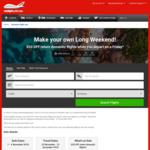 $20 off Return Domestic Flights (Must Depart on a Friday) @ Webjet