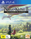 [PS4] Ni No Kuni II: Revenant Kingdom $36 New, $32 Pre-Owned and Others @ EB Games