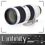 Canon EF 70-200mm f/2.8 L IS Mark II USM Lens $1669 Delivered @ E-Infinity eBay