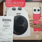[SA] Arlec 2400W Fan Heater (FH809) $4.00 @ Bunnings Modbury