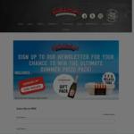 Win a Summer Pack ($200 Speedo Voucher/Chandon/Gelato) Worth $500 from Gelatissimo