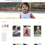 All Rompers (Kid's Clothing) $12.95 Each + Free Shipping @ Romperoo