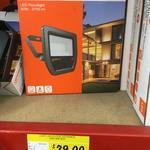 LEDVANCE OSRAM 30W 2700 Lumens LED WW Outdoor Floodlight IP65 @ Bunnings - $29