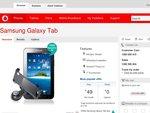 Samsung Galaxy Tab $29 Plan / 6GB on Vodafone