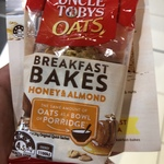 [VIC] Free Uncle Tobys Oats Breakfast Bakes @ Melbourne Central Station