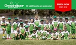 $4.20 for 2 Soccer Training Sessions for 1 Child at Grasshopper Soccer (30% off Was $6) + 15% Cashback via ShopBack @ Groupon
