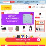 Anniversary Sale e.g. Pocophone F1 64GB US $297/AU $397 Delivered @ AliExpress