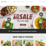 9 Meals for $59 at Youfoodz