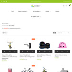 45% off Xiaomi Qicycle Bike Family (Xiaomi Mijia Qicycle Children's Convertible Bike $121) + Shipping @ Latest Living