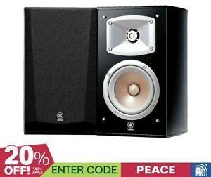 YAMAHA NS-333B 2-Way Bookshelf Speakers (Pair) $320