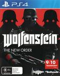 [PS4] Wolfenstein: The New Order $14.99 + Delivery (Free with Prime/ $49 Spend) @ Amazon