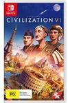 [Switch] Civilization VI $59 C&C /+ Delivery @ JB Hi-Fi