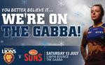 Free Ticket to AFLW Brisbane V Gold Coast