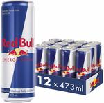 Red Bull Energy Drink 12 Pack of 473 ml $32.99 + Delivery | 24 Pack of 355 ml $53.99 Delivered @ Amazon AU