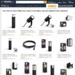 Philips Hue Outdoor Smart Lights 20-36% off @ Amazon AU
