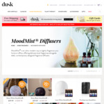 Daisy MoodMist Diffusers $95.99 (20% off RRP) + Delivery @ Dusk.com.au (Online Only)