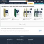 Harris Premium Blend Ground Coffee 4x 1kg $52.12 | Harris Premium Whole Coffee Beans 3x 1kg $35.54 Delivered @ Amazon AU