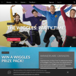 Win 1 of 4 The Wiggles Prize Packs Worth Up to $134.99 from Roadshow
