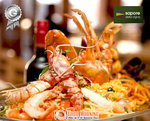 $35 for Entrée + Mixed Pasta Platter for TWO PLUS TWO Glasses of Wine in The Italian Forum [SYD]