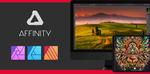 Affinity Photo, Designer, Publisher (Mac or PC) $54.99 Each (Were $79.99) @ Serif