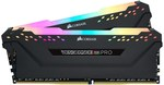 Corsair Vengeance RGB PRO Black 32GB (2x 16GB) DDR4 3200MHz $189 + Delivery @ Mwave