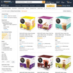 Nescafe Dolce Gusto Coffee Capsules - Buy Any 3 Boxes for $18 + Delivery ($0 with Prime/ $39 Spend) @ Amazon AU