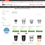 Keep Cup 30% off - from $18.20 + $9.95 Shipping @ Alternative Brewing