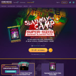[PC] Steam - Slayaway Camp Super-Sized Summer Slasher Pack (game + 4 DLCs)- $1.49 US (~$2.28 AUD; 91% off RRP) - Chrono GG