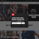 30% off Almost Everything + $9.99 Delivery (Free Shipping with $49) @ under Armour