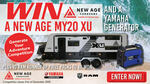 Win an MY20 Xtreme Utility Bunk Combo Toy Hauler & Yamaha Generator Worth $81,390 from Parable Productions
