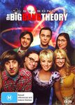 The Big Bang Theory S1-8 (DVD) $20.97 + Delivery ($0 with Prime/ $39 Spend) | Amazon AU