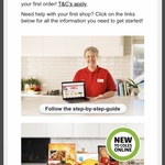 Coles - Free Delivery or $10 off CC on Your First Order (Min Spend $100)