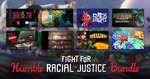 [PC] Steam - Fight for Racial Justice Bundle (Includes 48 Games + 24 Books + 1 Month of Humble Choice if New Sub) - $51.00