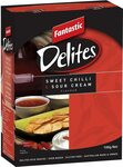 Fantastic Delites Rice Crackers 100g $1 or $0.90 (Sub & Save) + Delivery ($0 with Prime or Sub &Save) @ Amazon AU