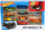 Hot Wheels 10pk $9.50 + Delivery ($0 with Prime/ $39 Spend) @ Amazon AU
