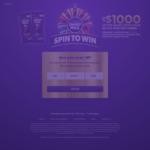 Win 1 of 13,400 $100 Grocery Voucher from Cadbury